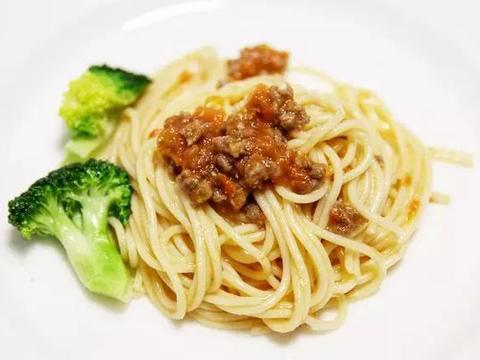 家常面食:清汤杂酱面,鲜虾面,番茄牛肉意大利面