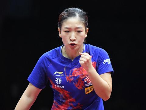 乒乓球世界杯!中国国乒参赛名单出炉,刘诗雯再次落选,陈梦拼了!
