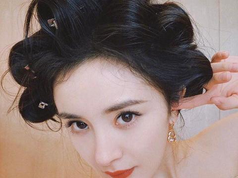 女星挑战包租婆造型,杨幂大小姐,看到宋茜:你的偶像包袱呢?