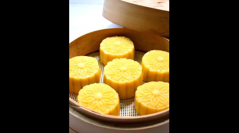 南瓜饼做法