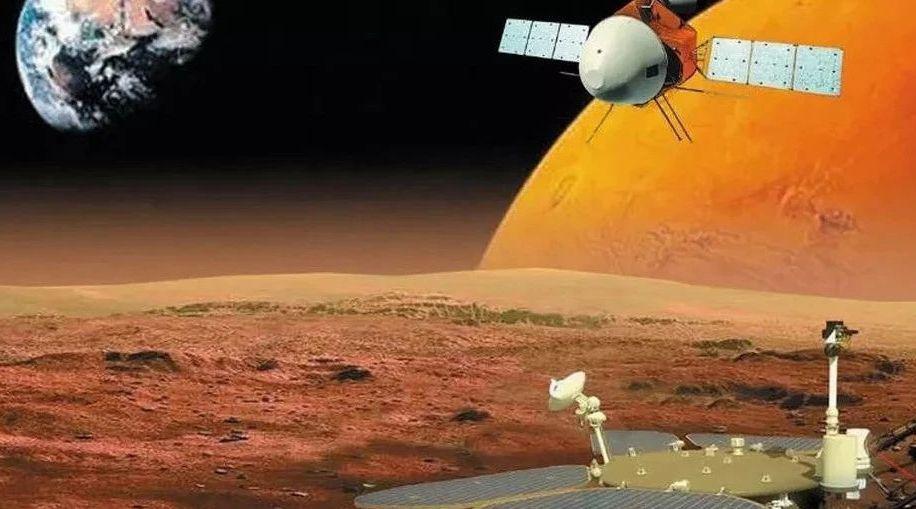 """为了了解火星环境,我们决定在火星表面""""针灸"""""""
