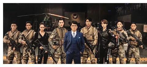 杨洋新戏定档国庆,成龙+艾伦的阵容是否能洗刷《三生》的耻辱?