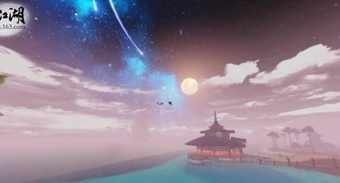 网易3A大作?一梦江湖体验绝美风景?摄影大佬手下的江湖百态!