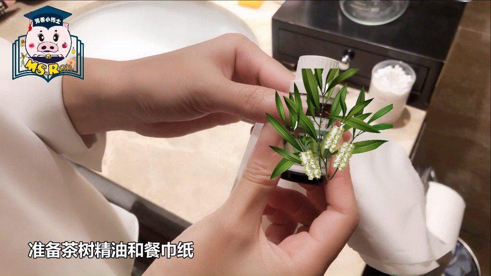 国庆出行,茶树精油帮你杀菌!