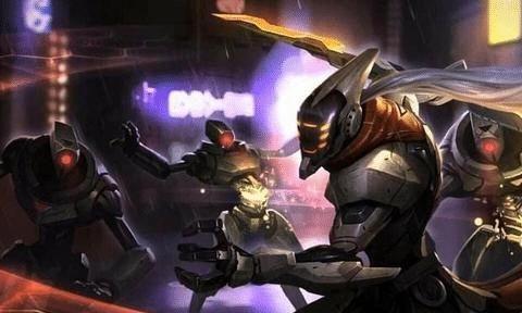 英雄联盟怎么克制一个Carry起来的剑圣?