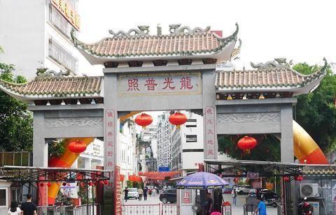 """国内龙母第一庙,被誉为""""岭南古建筑中的瑰宝"""",就在广西梧州"""