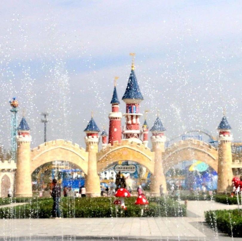 预约!明天临泉中环格林童话世界开园直播等你来看哦!!