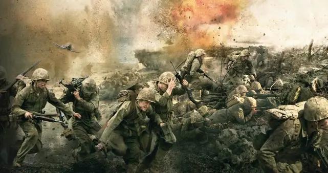 二战时期五大优秀军事将领,其中一位来自中国,是我军创始人之一