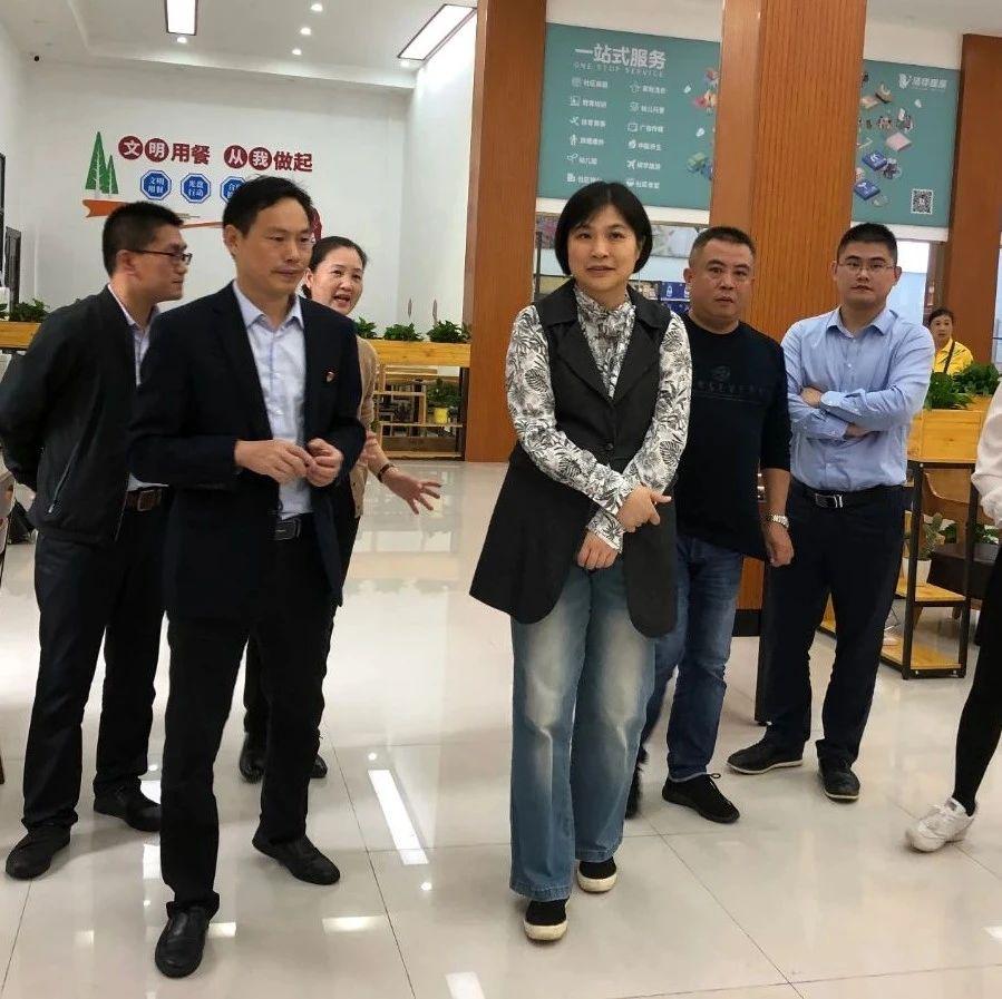 """区委常委、组织部长熊敏调研基层党建""""三化""""建设"""