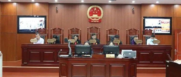 聊城唐金文案开庭!这个全国涉黑涉恶大案连续审理了3天!