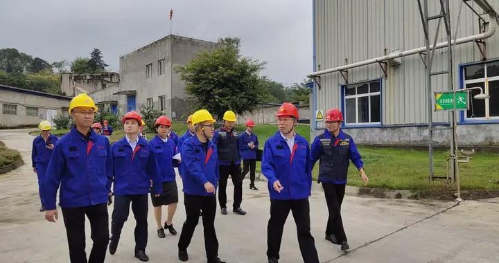 邹登权带队开展节前安全生产检查工作