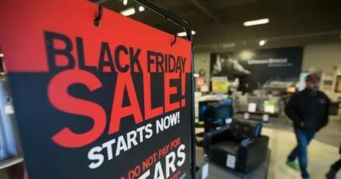 """受疫情影响,美国零售商""""黑五""""推新购物模式"""