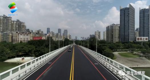 广而告之!惠州大桥今天中午12点恢复通车, 预计十二月底全部完工