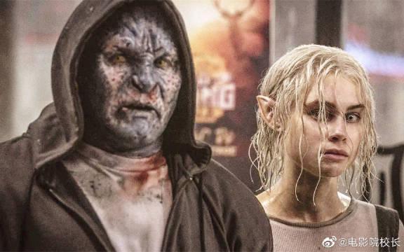 在未来,精灵族才是老大,人类维持秩序,兽人只能当苦力!!