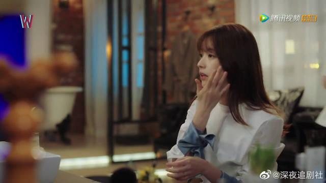《W两个世界》 x 宠上天,姜哲为吴妍珠绑头发……