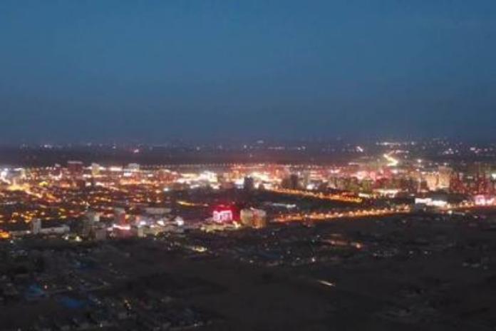 """聚力体育频道直播:榆林 一个交通强县 被誉为""""干码头"""" 被4C级民航机场""""击中"""""""