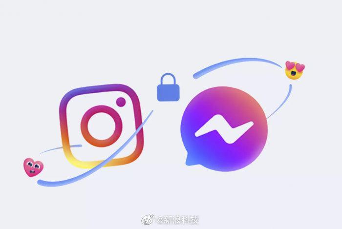 脸书推出跨平台信息传递功能 Instagram和Messenger可互发消息