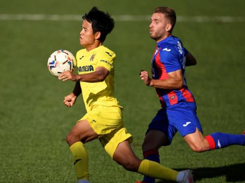 历史首次!日本男足公布集训名单,25名球员全部来自欧洲联赛