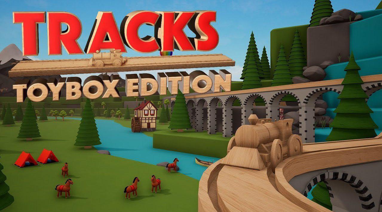 《轨道:模型游戏 玩具盒版》将于11月登陆Switch平台……