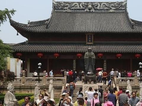 南京值得去的3条名街:夫子庙、老门东和淳溪老街