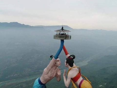 这个国庆,最具高度的武隆之旅就在白马山!
