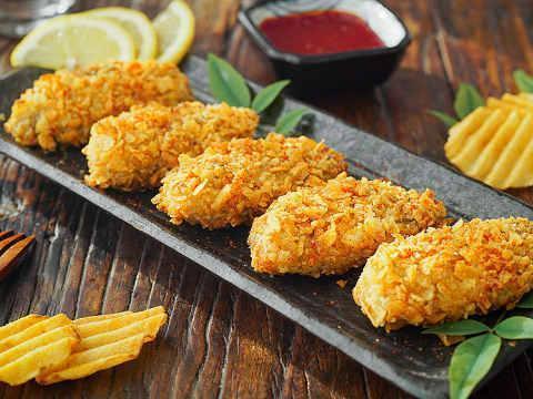 美食精选:薯片鸡翅、酥肉炖冬瓜、西兰花菌菇炒虾仁