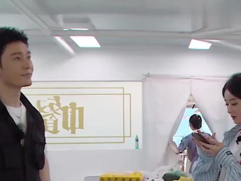 赵丽颖化身干活小能手,餐具摆放简直一绝,导演组表示没请错人!
