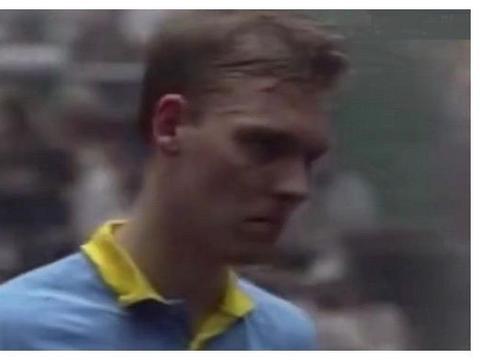 国乒男团翻身仗关键人物,丁松一战成名,决赛削翻瑞典三号卡尔松