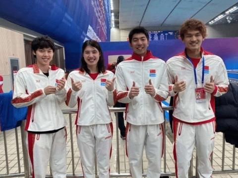 中国游泳接力队破世界纪录!外媒迅速关注:为世锦赛犯规雪耻