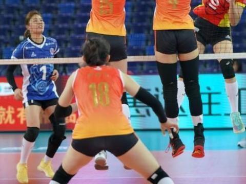 激烈!天津女排3-2赢江苏进决赛,李盈莹大放异彩,张常宁低迷