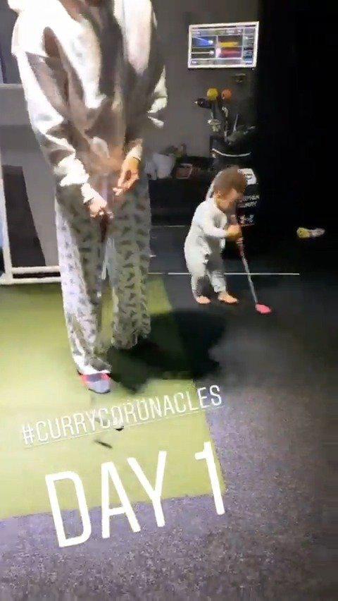 高尔夫球手上线!