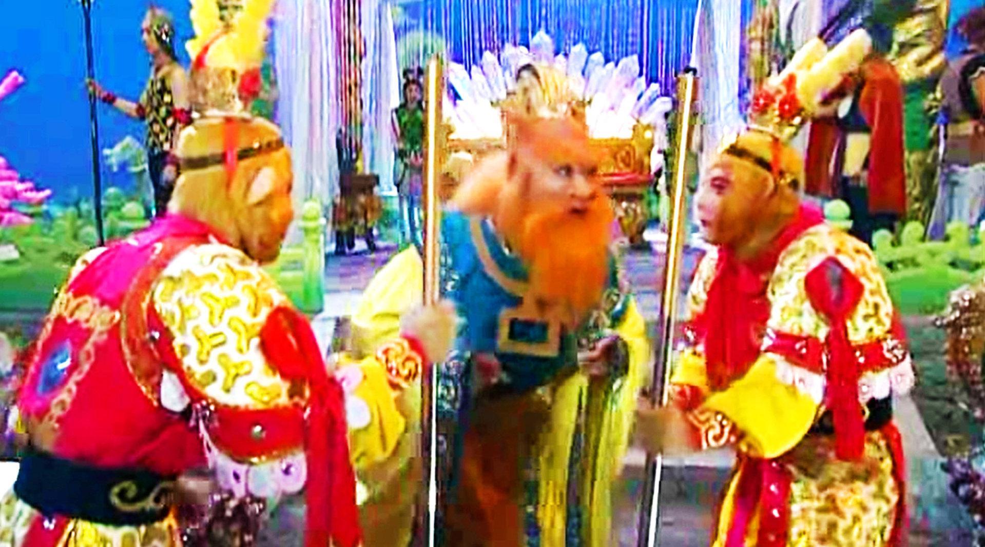 孙悟空武器叫金箍棒,六耳猕猴武器叫啥?龙王为何分不出真假?