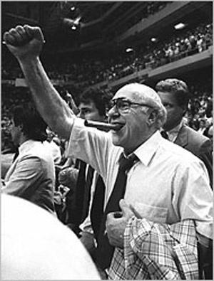 NBA历史五大教练(一)——16枚总冠军戒指的神人