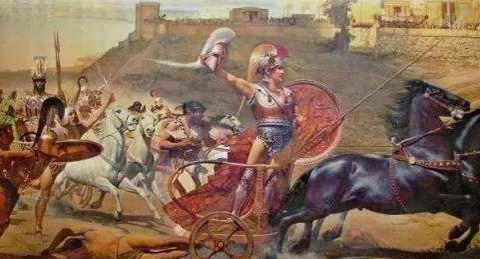 罗马人源于特洛伊?其实罗马源自于本土,传说只是精神象征