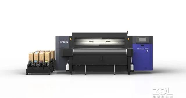 爱普生入门级数码印花机Monna Lisa 8000