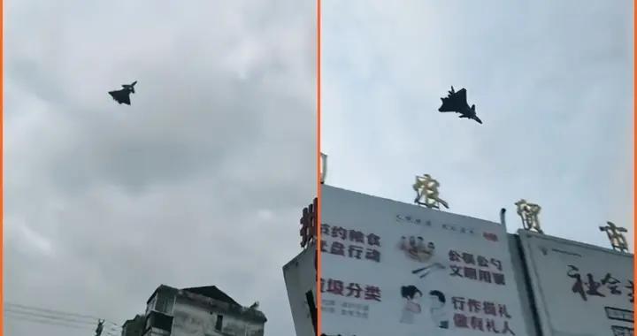 歼20无用武之地?进驻衢州机场作用初显,几分钟便可抵达目的地