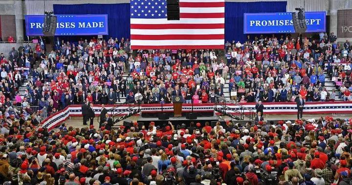 为给特朗普大选造势,不惜挪用3亿疫情救灾金,全都打广告
