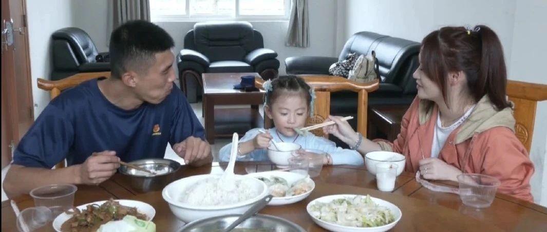 中秋!4岁女儿悄悄从景德镇到九江,紧紧抱住消防员爸爸的腿,怎么也不撒手…