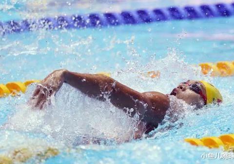 中国游泳并未沉沦!两大高手成绩超世锦赛冠军,肩负奥运夺金希望