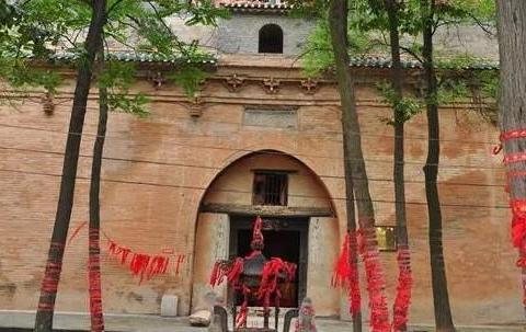 山西这座千年古寺,内有楼塔历史悠久,比西安大雁塔还早130年