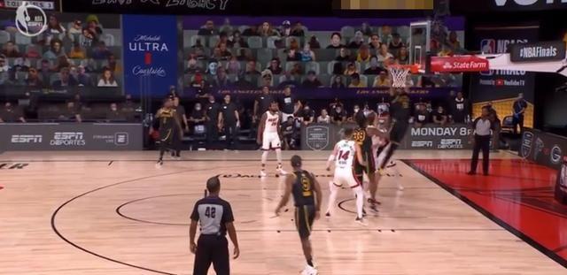 NBA总决赛第二场如期上演。第一场比赛,湖人以绝对的优势击败了热火