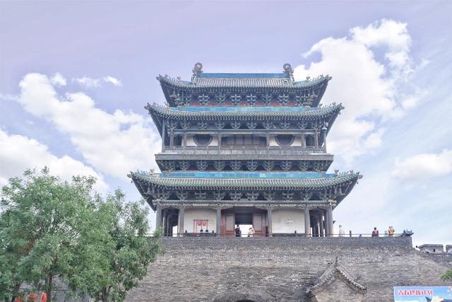 秒速时彩平台|山西平遥古城是免费开放的 最好的古城和居住区是世界文化遗产
