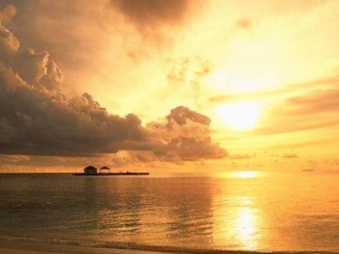美丽的苏马湾是有文化的岛
