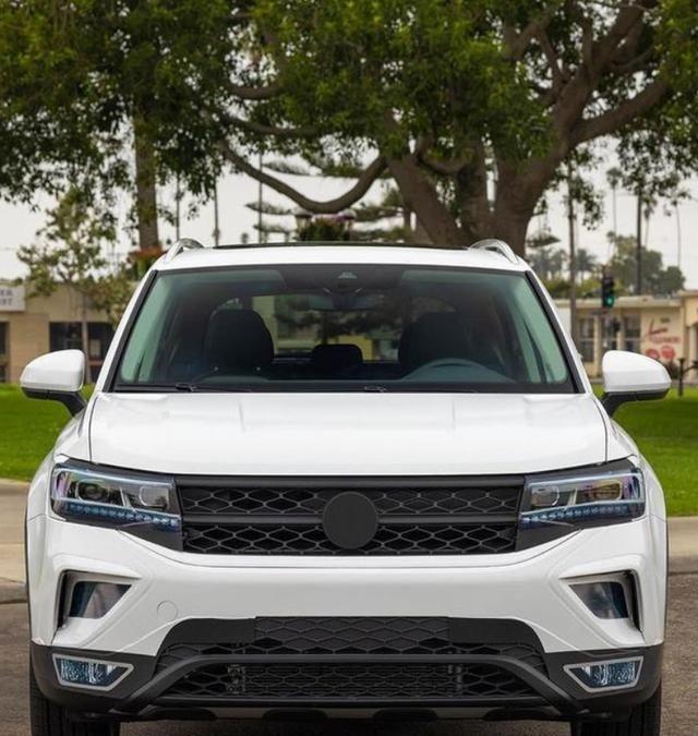 """大众新款SUV现身,号称""""小途观"""",1.8T+8AT,还带四驱版可选"""