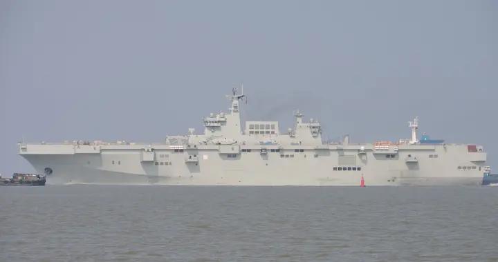 1号舰2次海试、3号舰即将下水,3艘075两栖舰会如何命名?