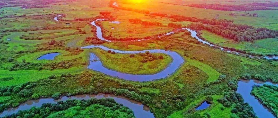 """""""中国最美湿地""""——三江平原湿地自驾游指南请收好!(视频)"""