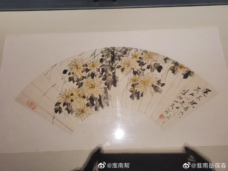 近日,嘉兴市博物馆馆藏海上画派作品……