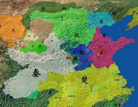 长平之战时,楚国为何不偷袭秦国,从而为楚怀王报仇呢?