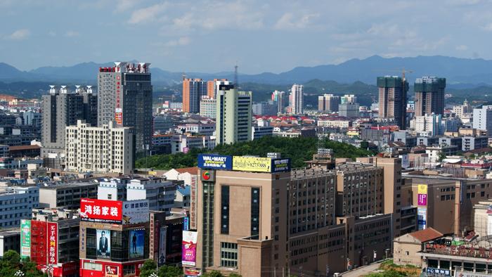 湖南省娄底市五个行政区名单