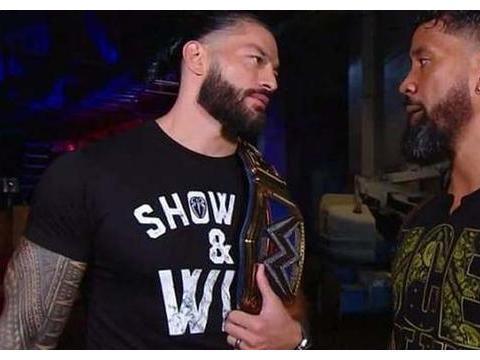 WWE罗曼·雷恩斯在《地狱牢笼2020》上的对手敲定